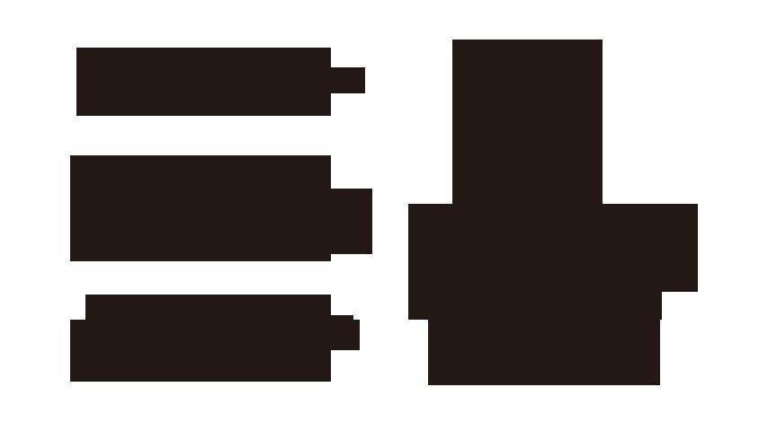 Otras componentes para partes de succión.